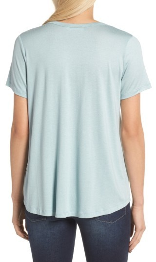 Women's Lush Deep-V Neck Tee 2
