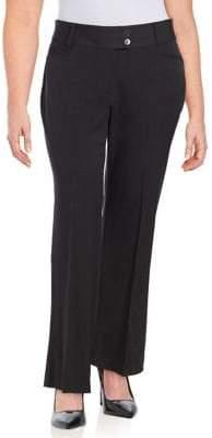 Rafaella Plus Curvy-Fit Pants