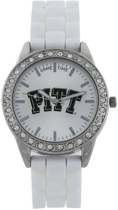 Game Time Women's Pittsburgh Panthers Frost Watch $39.95 thestylecure.com
