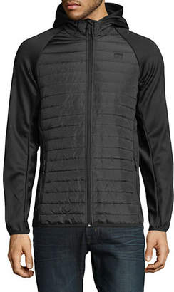 Jack and Jones Full-Zip Hooded Jacket