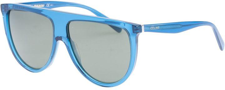 CelineCéline Thin Sunglasses