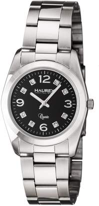 Haurex Italy Women's 2A388DN1 Narciso silver stainless steel Band Watch.