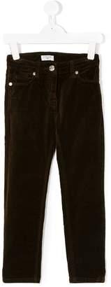 MonnaLisa velvet jeans
