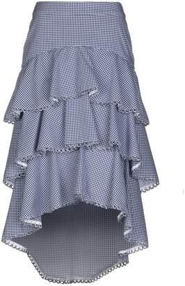 Blumarine Knee length skirts - Item 35388985MI