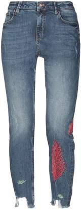 Silvian Heach Denim pants - Item 42700914OU