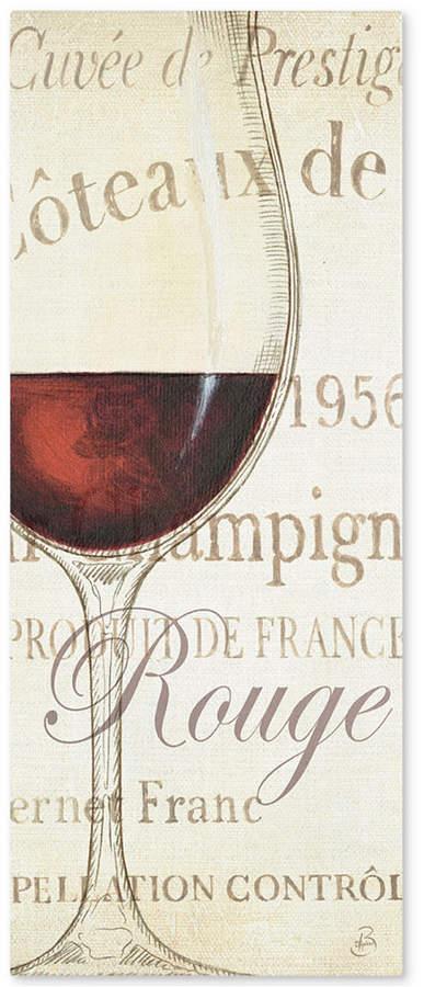 Trademark Global Daphne Brissonnet 'Les Rouge' 10