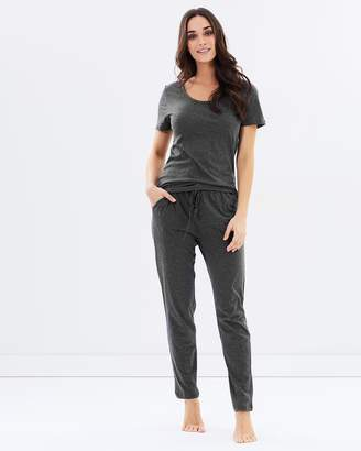 Papinelle Basic Knit Lounge Pants & Tee