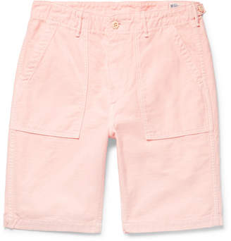 orSlow Cotton Shorts