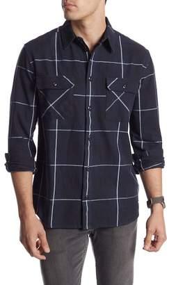 Quiksilver Hama Trip Plaid Regular Fit Shirt