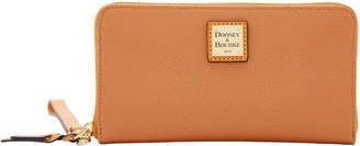 Dooney & Bourke Claremont Lg Zip Around Wallet