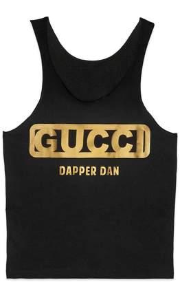 Gucci Dapper Dan tank top