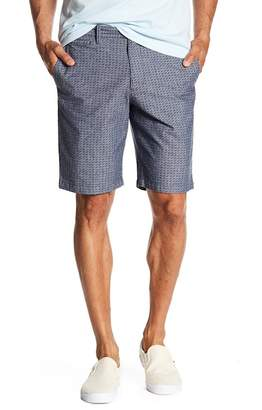 Original Penguin Star Patterned Oxford Shorts