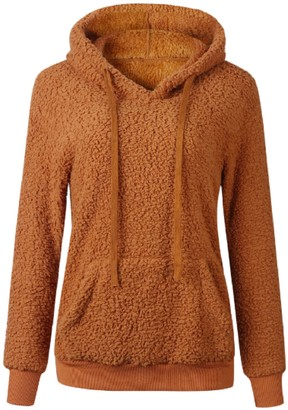 Goodnight Macaroon 'Gabbie' Fleece Hooded Sweater (3 Colors)