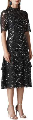 Whistles Ivanna Sequin Dress