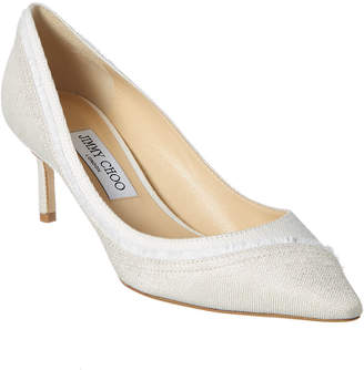 Jimmy Choo Romy 60 Canvas Pump