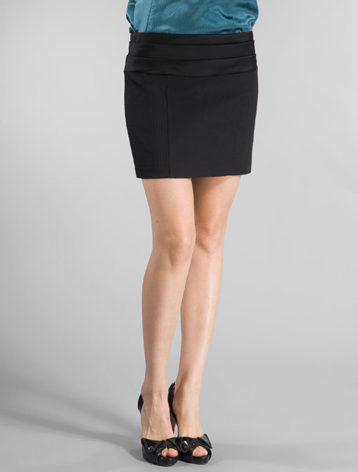 Nanette Lepore Dance Floor Mini Skirt