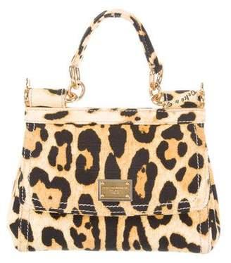Dolce & Gabbana Mini Miss Sicily Bag