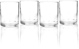 Marquis by Waterford Drinkware, Set of 4 Vintage Double Old Fashioned Glasses
