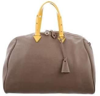 Myriam Schaefer Joyce Leather Bowling Bag