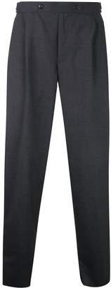 Kolor front pleat tailored trousers