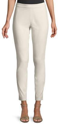 Lafayette 148 New York Murray Techno-Stretch Twill Pants, Plus Size