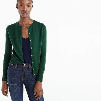 J.Crew Everyday cashmere cardigan sweater