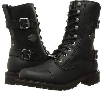Harley-Davidson Balsa Women's Lace-up Boots