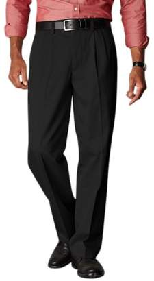 Dockers Relaxed Fit Stretch Signature Khaki Pants - Pleated D4