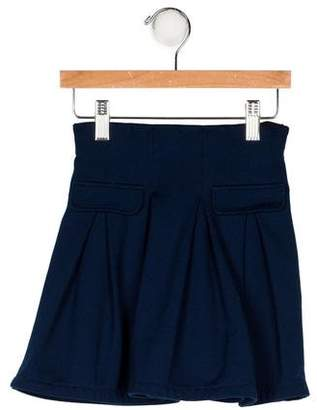 Lili Gaufrette Girls' Pleated Skirt