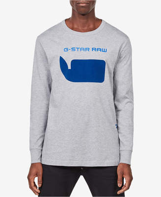 G Star Men's Logo Sweatshirt