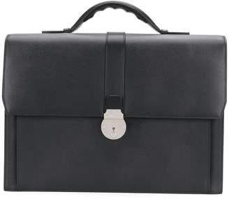 Smythson laptop bag