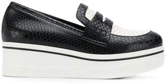 Stella McCartney platform loafers