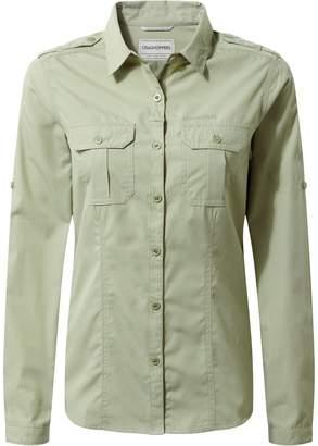 Craghoppers Womens/Ladies Adventure Long Sleeved Shirt
