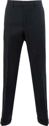 Gucci pinstriped trousers