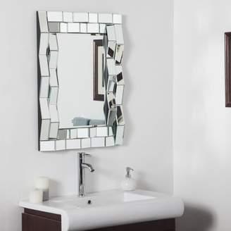 Décor Wonderland Iso modern bathroom mirror
