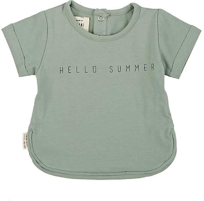Little Indians Infants' Organic Cotton-Blend T-Shirt
