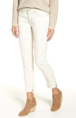 Eileen Fisher Stretch Organic Cotton Slim Ankle Jeans