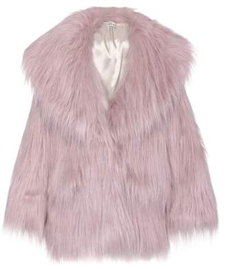 Miu Miu Faux-fur jacket