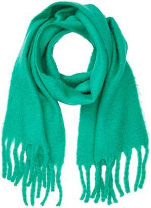 New Look Women's 5924194 Scarf, (Bright Green), One (Size:99)