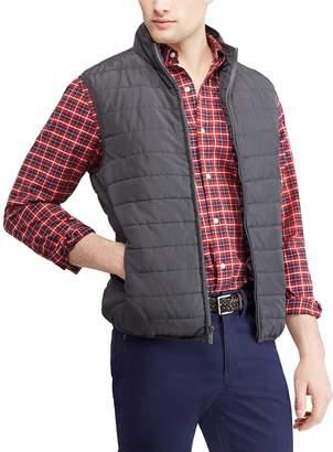 Chaps Men's Regular-Fit Packable Quilted Vest
