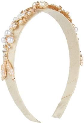 David Charles Pearl Baroque Headband