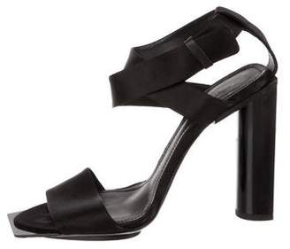 Calvin Klein Collection Ankle Strap Sandals