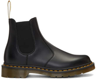 Dr. Martens Black 2976 Vegan Chelsea Boots