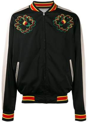 Stella McCartney Nice One bomber jacket