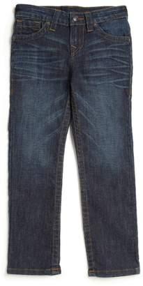 True Religion Little Boy's Geno Classic Stretch Jeans