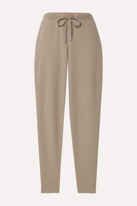 Hanro Jersey Track Pants - Mushroom