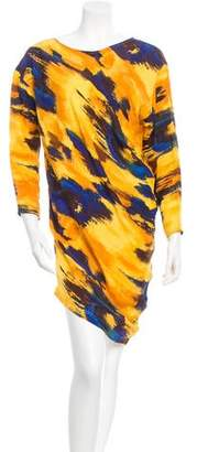 Thakoon Silk Printed Dress w/ Tags