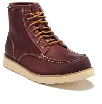 Eastland Loomis Moc Toe Leather Boot