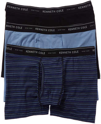 Kenneth Cole New York 3Pk Boxer Brief