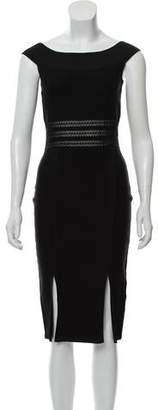 Jonathan Simkhai Sleevless Knee-Length Dress